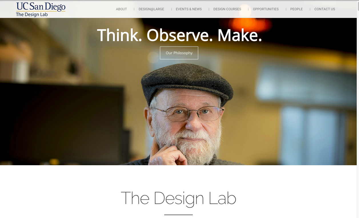 Don Norman Design Lab