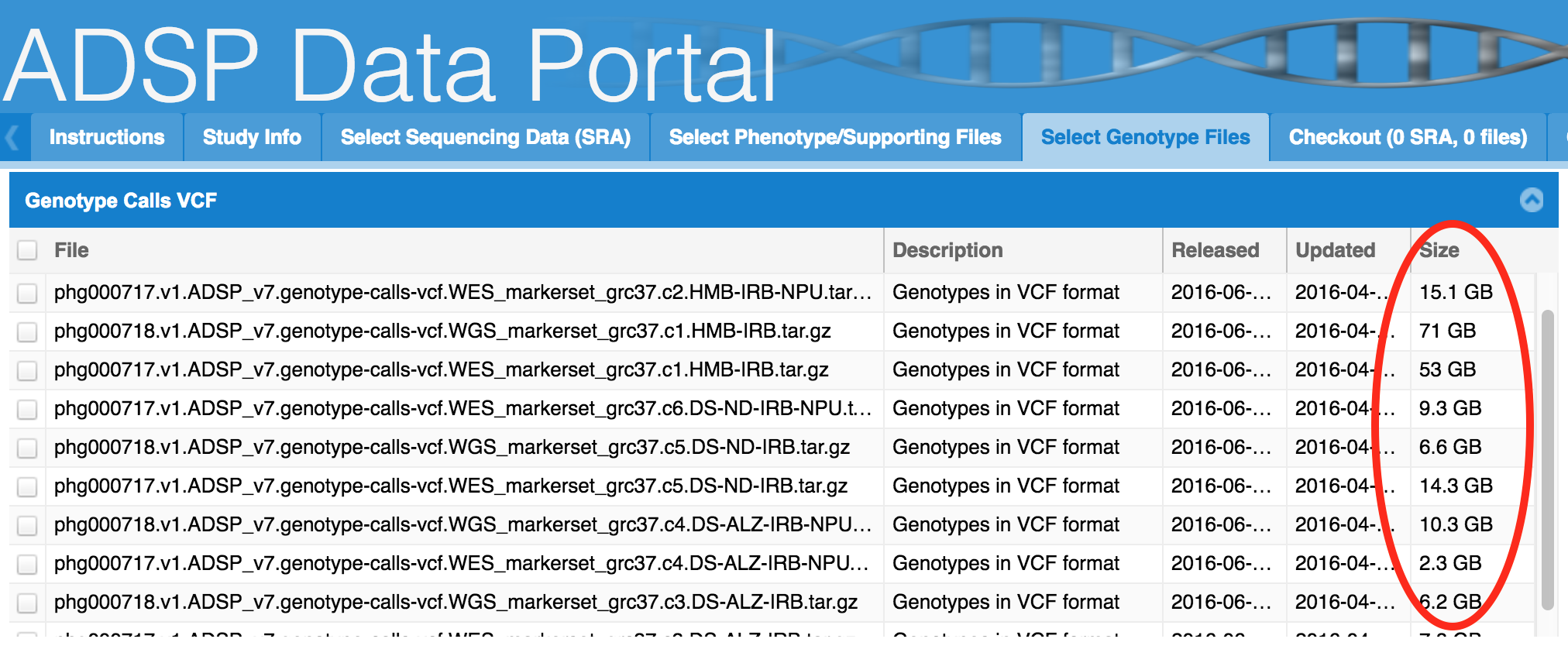 Making whole exome and whole genome sequencing data files really, really, ridiculously smaller.